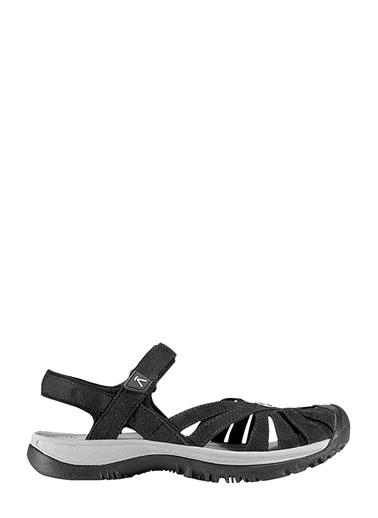 Keen Rose Sandal Kadın Sandalet - 1008783 Siyah